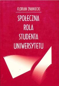 Społeczna rola studena