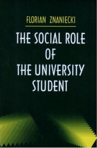 The Social Role of the University Student (wersja inna)